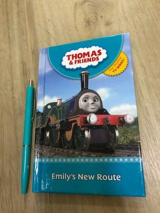 🚚 Preloved Thomas & Friends storybook: Emily's New Route (pre-schoo, P1)