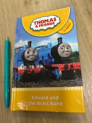 🚚 Preloved Thomas & Friends storybook: Edward and the Brass Band (pre-schoo, P1)