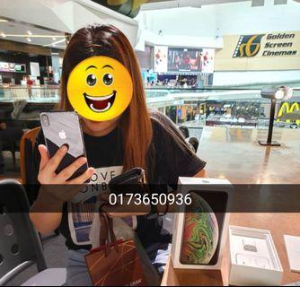 IPHONE XS MAX 256 GB BARU ORIGINAL.