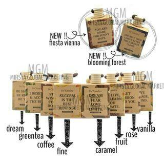 Dexandra Air Freshener Car Perfume