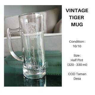Vintage Beer Mugs - Great to add to your Home Bar