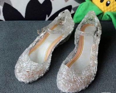 Kids / Girls Jelly Shoes