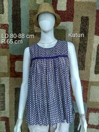 ATASAN WANITA KATUN PRELOVED JAPAN