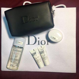 Dior化妝包+小樣
