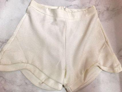 Brand new Korea wavy high waist short