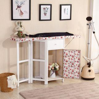 Pre-order: Ironing board with cabinet