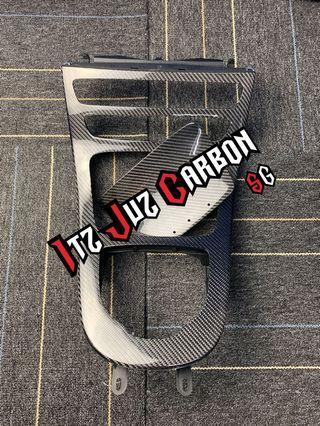 (Ready stock)Mercedes E class Carbon Centre console