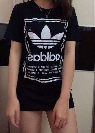 Brand new inspired Adidas top