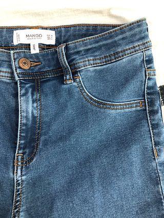 Celana Jeans Mango cewek