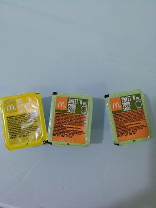麥當勞麥樂雞醬
