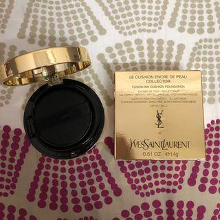 Authentic YSL Le Cushion Foundation Encre De Peau