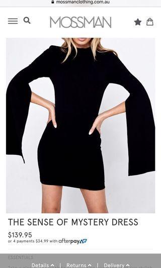 Mossman sense of mystery dress