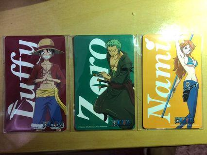 3 in 1 set Ezlink Card $90