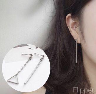 BN drop down earring