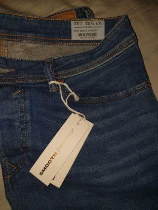 Diesel smooth touch regular jeans