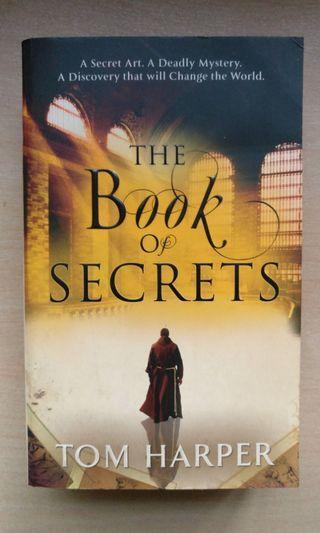 The Book of Secrets (Tom Harper)