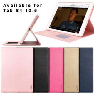 Galaxy Tab S4 10.5 Hanman Diary Pouch Flip Case Cover