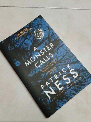A Monster Calls (fiction)
