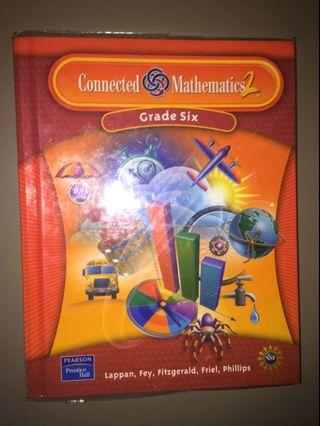 Connected Mathematics 2, Grade Six, Pearson