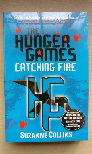 The Hunger Games: Catching Fire (Suzanne Collins)