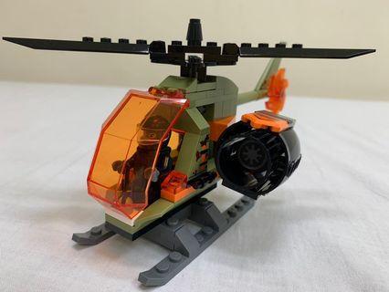 捕虎獵人(兼容Lego)