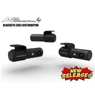 BlackSys CH-300 2CH QHD/FHD 32GB WIFI CAR CAMERA