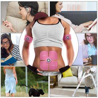 Effective Fitness EMS Technology Muscle Toning Apparatus