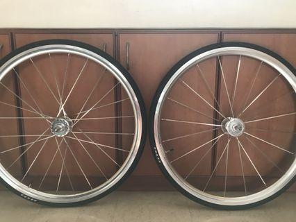 Rinpoch Wheelset