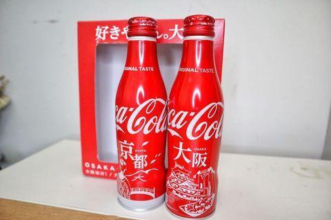 大阪、京都可口可樂 特別版