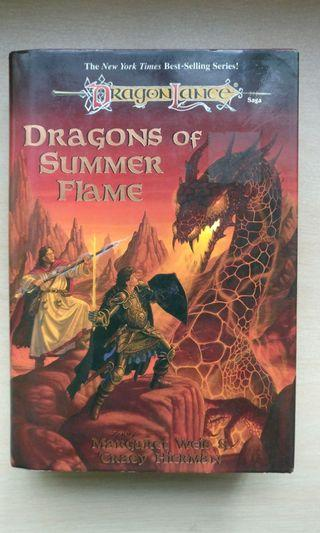 Dragons of Summer Flame (Margaret Weis & Tracy Hickman)