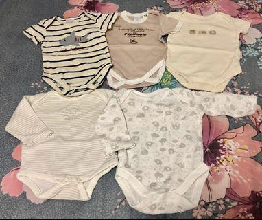 🚚 Baby Rompers
