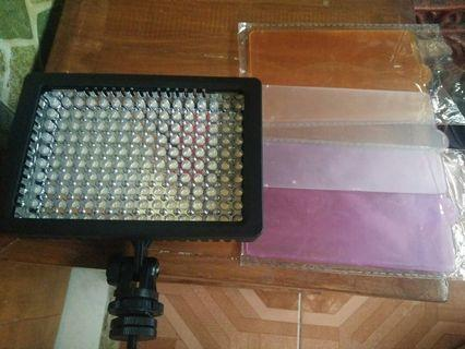 Video Lighting 160 LED Termurah #mauvivo