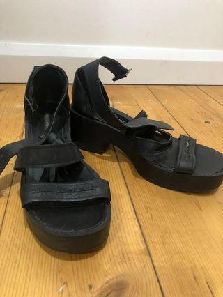 Windsor smith sandals size 8
