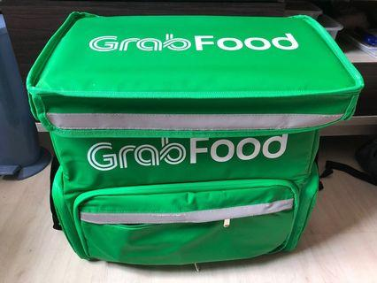 🚚 Grab Food Bag