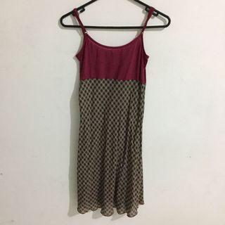 Dress Batik Copcopine