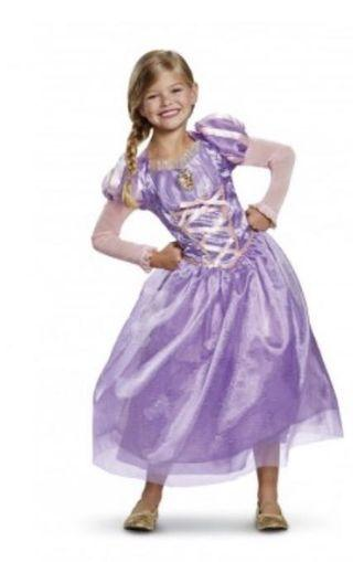 🚚 Princess Rapunzel Costume Dress