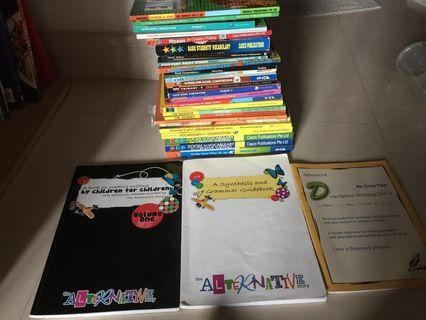 Primary School English Guide books