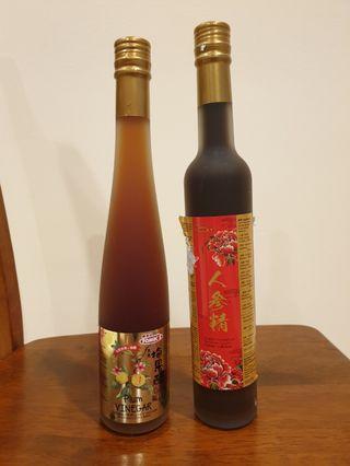 Plum Vinegar & Renshen Liquid