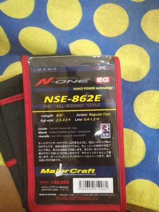 Majorcraft N-one Eging rod new