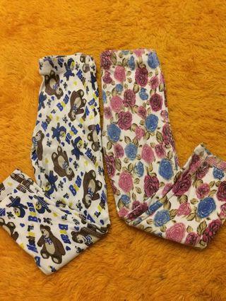 Celana legging anak (takeall)