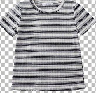 Striped Tee 間條上衣