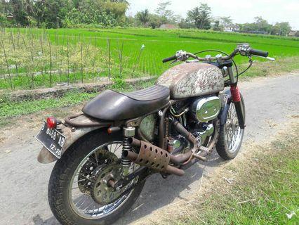 Sporster 883 full custom