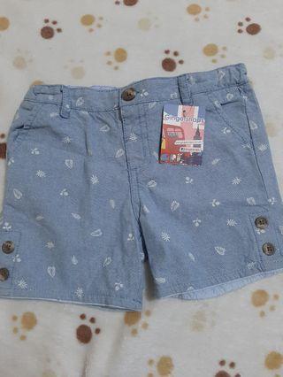 Brandnew Gingersnaps shorts