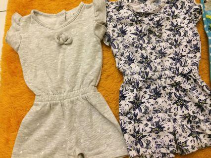 Jumpsuit anak (takeall)