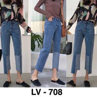 Boyfriend Jeans / celana kekinian / jeans