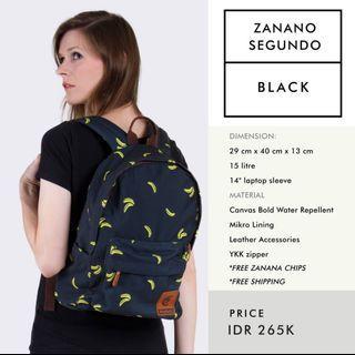 Tas Ransel backpack Zanano Segundo
