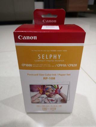 🚚 Selphy CP1000 photo printer