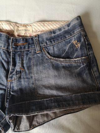 Padini Denim Shorts