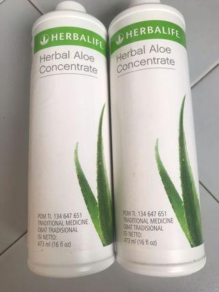 🚚 Herbalife - Aloe Concentrate