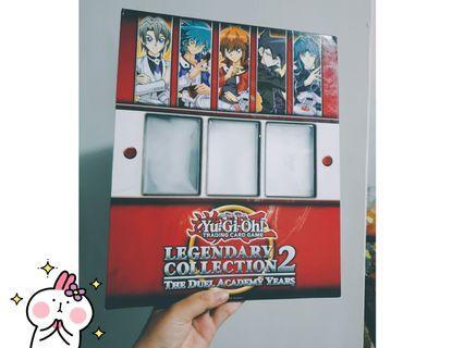 日本🇯🇵 YU-GI-OH!遊戲王 卡片收集冊 卡片收集本 / 活頁夾👍 收納簡單 輕鬆方便